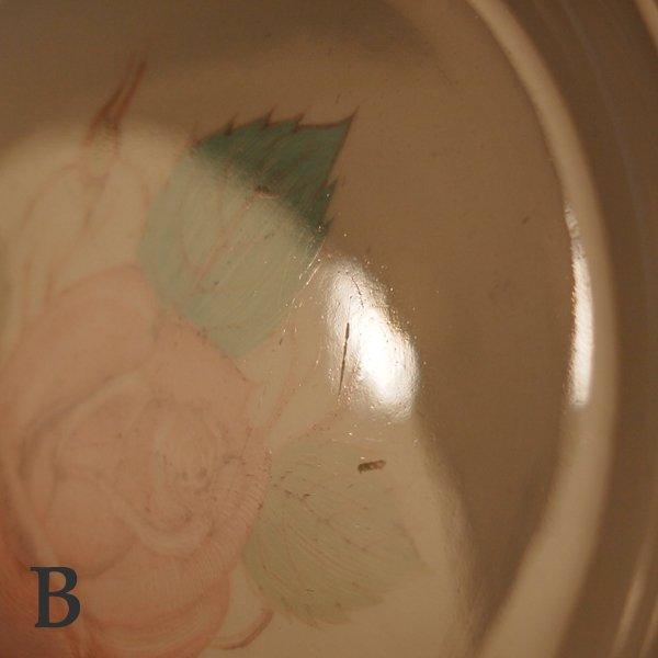 画像5: スージー・クーパー コーヒーカップ トリオ 【ピンク・パトリシアローズ】
