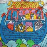 ヴィンテージシーツ 【Noah's Ark】