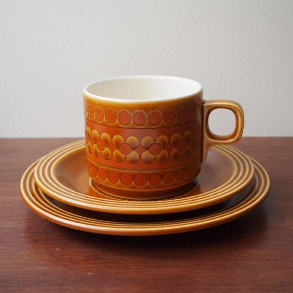 画像1: ホーンジー コーヒーカップトリオ 【サフラン】